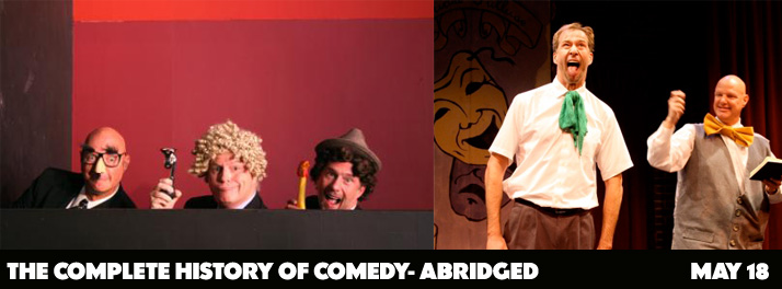 History of Comedy