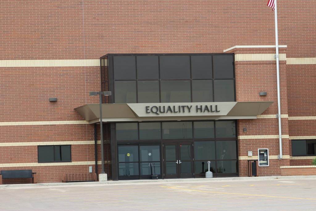 Cam-Plex Equality Hall