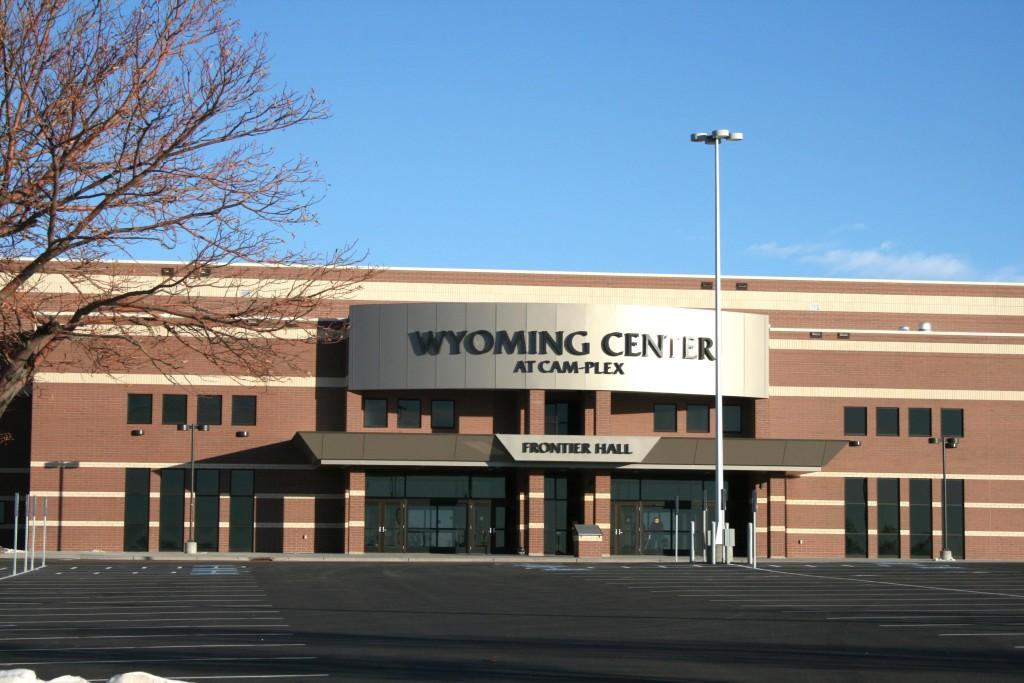 Cam-Plex Wyoming Center
