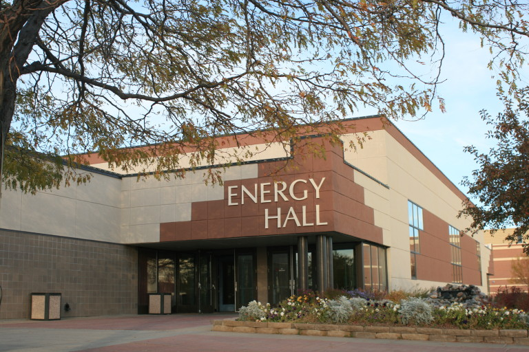 Energy hall